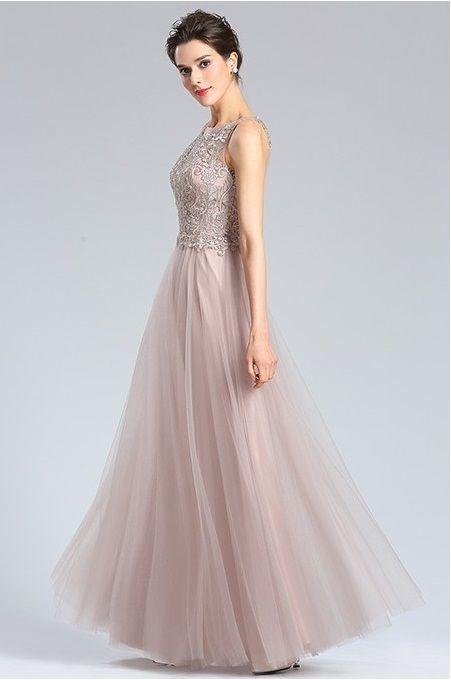 růžové šaty-plesové šaty-dlouhé šaty-maturitní šaty